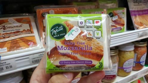 A Tofutti é uma marca que também é vendida no Brasil, apesar de os preços no país serem (ainda) mais altos